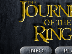 The Journey of the Ring - LOTR 1.1.5 Screenshot