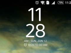 The Journey Theme for Xperia™ 1.0.0 Screenshot