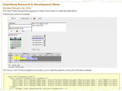 The Karoo Project  Screenshot