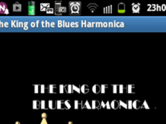 The King - Blues Harmonica 1.4 Screenshot
