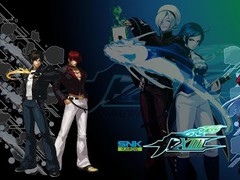 The King Of Fighters wallpaper 1.0 Screenshot