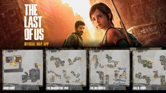 The Last of Us Map App 1.4 Free Download