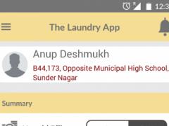The Laundry App - Mumbai 5.0 Screenshot