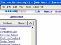 The Lean Machine 4.89.2.019 Screenshot