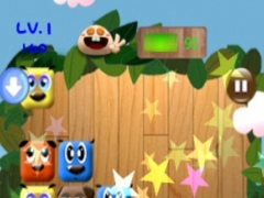 ! The Little Puppies, small casual brain trainer logical two player game for kids and girls. 1 Screenshot