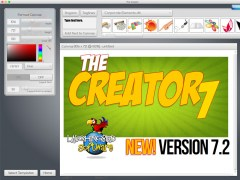 The Logo Creator for Mac 7.2.9.2 Screenshot