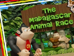 The Madagascar Animal Race 3D 1.1 Screenshot