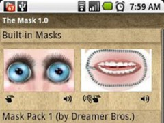 The Mask 1.0.5 Screenshot