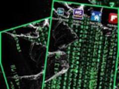 The Matrix 3D Live Wallpaper 2.0 Screenshot
