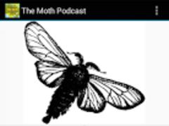 The Moth Podcast 1.0 Screenshot