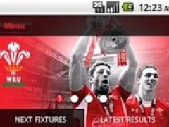 The Official WRU App 4.1 Screenshot