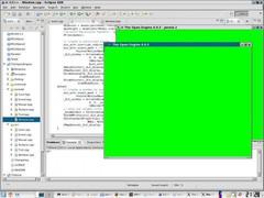 The Open Engine 0.0.3 Screenshot