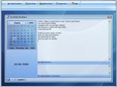 The Personal Diary 1.0.0.0 Screenshot