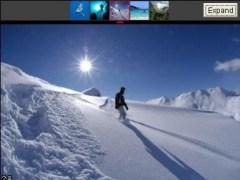 The Photomaniac Gallery Applet 22 Screenshot