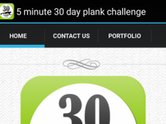 The Planks Workout Exercise 2.4 Screenshot