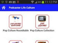 The Podcaster Life & Culture 4.0 Screenshot