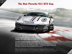 The Porsche 911 GT3 Cup App 1.0.1 Screenshot