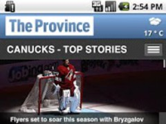 The Province –Vancouver Sports, News & Opinion 4.1.2 Screenshot