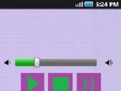 The Random Music Player 2.2 Screenshot
