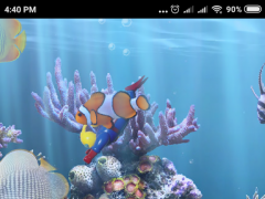 Review Screenshot - Get Your Very Own HD Aquarium
