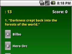 The Return of the King Trivia 1.0.0 Screenshot
