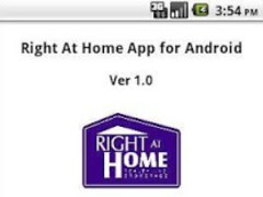 The Right at Home Realty App 1.0.2 Screenshot