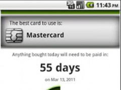 The Right Credit Card 3.1 Screenshot