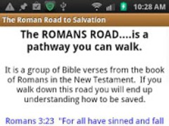 image regarding Romans Road Kjv Printable identify The Roman Highway towards Salvation 2.0 Absolutely free Obtain