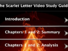 The Scarlet Letter Video Study Guide 3.0 Screenshot