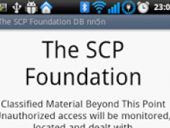 The SCP Foundation DB nn5n  Screenshot