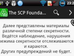 The SCP Foundation DB ru nn5n  Screenshot