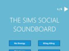 The Sims Social Soundboard 6.0 Screenshot