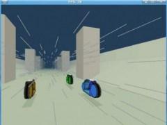 The Straight Race  Screenshot
