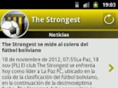 The Strongest For Fans 1.4.5 Screenshot