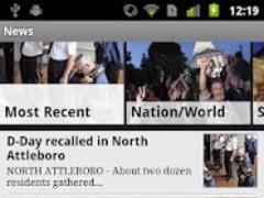 The Sun Chronicle,Attleboro,MA 4.20.0.4 Screenshot
