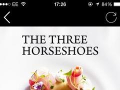 The Three Horseshoes, Madingley 1.0.1 Screenshot