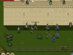 The Three Musketeers: The Game (Mac) 1.1.2.0 Screenshot