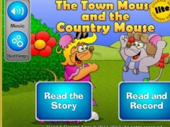 The Town Mouse and the Country Mouse Lite by Read & Record 1.1 Screenshot
