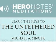 The Untethered Soul - Michael A Singer Meditations 1.0 Screenshot