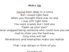 The Vamps Lyrics 1.7 Screenshot