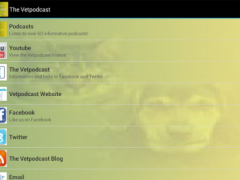 The Veterinary Podcast 1.0.4 Screenshot