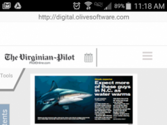 The Virginian-Pilot 1.0.2 Screenshot