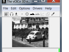 The vOICe Learning Edition 1.94 Screenshot
