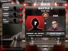 The Voice UK Predictor Game 2.0 Screenshot