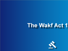The Wakf Act 1995 1.50 Screenshot