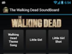 The Walking Dead Soundboard 1.2 Screenshot
