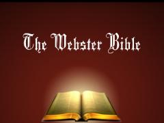 The Webster Bible 1.2 Screenshot