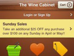 The Wine Cabinet in Reston VA 2.1 Screenshot