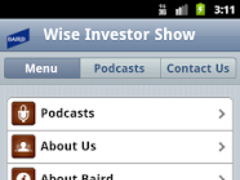 The Wise Investor Show App 1.5.0 Screenshot