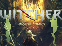 Interactive comic witcher book the 2